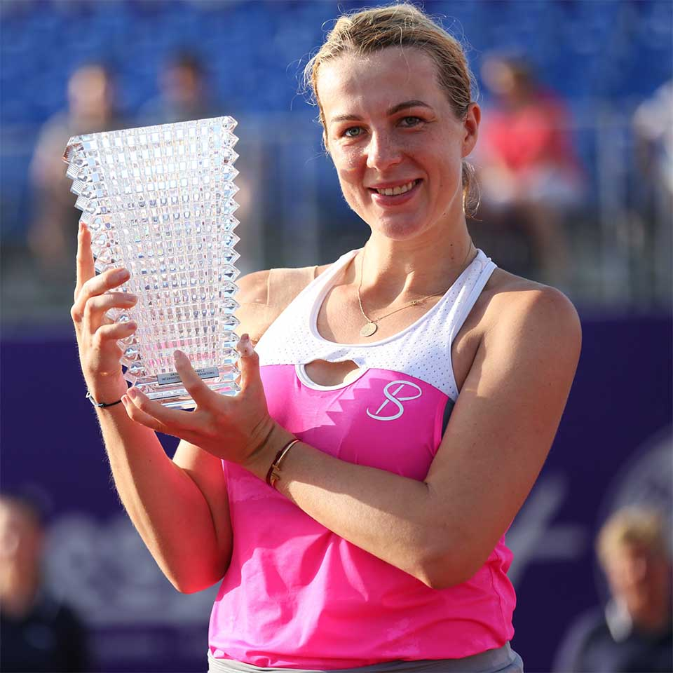Anastasia Pavlyuchenkova IS18