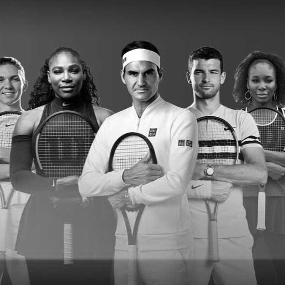 Champions Wilson tennis